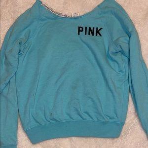 PINK crew neck!